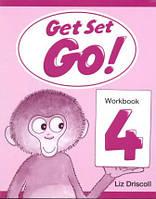 Рабочая тетрадь Get Set - Go! 4 Workbook