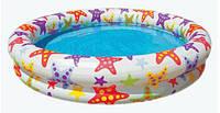 Детский надувной бассейн Intex  – «Весёлые звёздочки»