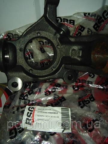 Поворотный  кулак Ford Transit  V347 2006 -- LH  BSG 30-330-006   N: 1674082