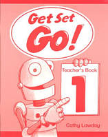 Книга учителя Get Set - Go! 1 Teacher's Book