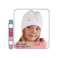 Детская шапочка для девочки Pupill Польша