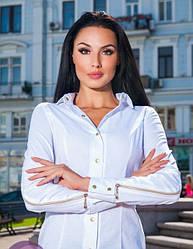 Блузка с молниями на рукавах, фото 2