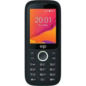 Мобильный телефон Ergo Talk F241 Dual Sim Black UA-UСRF