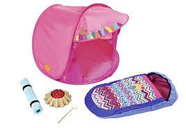 Палатка кемпинг куклы Беби Борн игровой набор Baby Born Zapf Creation 823743