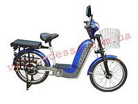 Электровелосипед TDL 026 Z  AZIMUT,350W-48V
