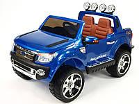 Детский электромобиль Ford Ranger EVA KD105 синий покраска ***