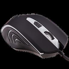 Игровая мышь LogicFox LF-GM 053 USB Black, фото 2