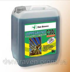 Биозащита концентрат для дерева концентрат 1:9 Den Braven.