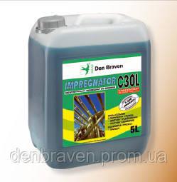 Биозащита концентрат для дерева концентрат 1:9 Den Braven., фото 2