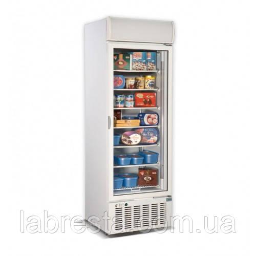 Шкаф морозильный со стеклянной дверью CRYSTAL CRF 400 - LabResta в Киеве