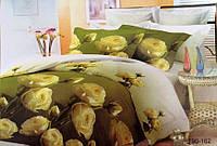 Полуторный комплект постельного белья Николь