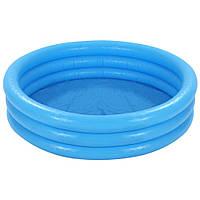 Детский надувной бассейн Intex 58426 – «Хрусатальный»
