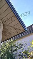 Софіт (софит) для підшивки даху з вентиляцією (перферований та без перфорації)