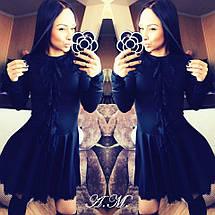 Платье с кружевом , фото 3