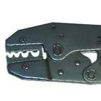 Клещи HT-236N, для неизолированных наконечников 1,5-10,0 мм кв.