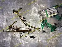 Ремкомплект задних тормозных колодок Lanos Sens Ланос Сенс Grog (полный) левый 96395381\90199718