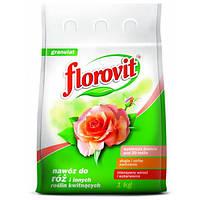 Флоровит минеральное удобрение для роз, 1 кг