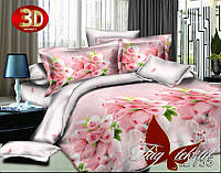 Комплект постельного белья, евро размер,  HL755