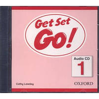 Аудио диск Get Set - Go! 1 Class Audio CD