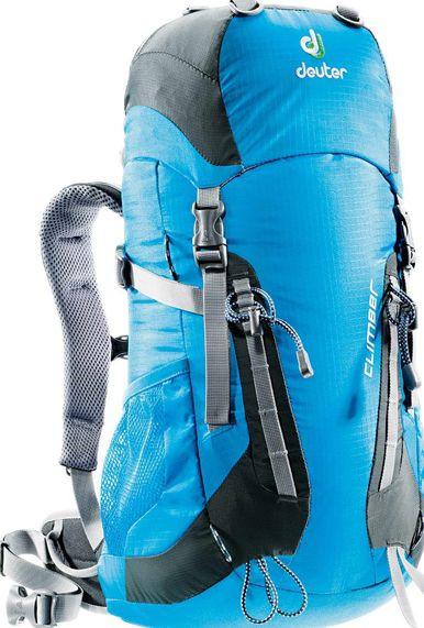 Рюкзак DEUTER Climber 22L 36073 3427 голубой