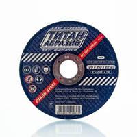 Круг (диск) отрезной ТИТАН АБРАЗИВ 125х2,0х22 (ТА1252022)