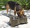 Подставка Savic Ergo Feeder (Эрго фидер) с мисками для собак, 0,85л