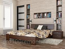 Дерев'яне ліжко Титан від ТМ Естелла, фото 3