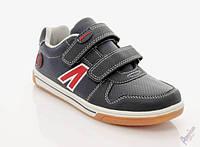Детские стильные кроссовки American club 146/15-1 (синий), фото 1