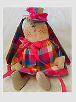 Мягкая игрушка Handmade Крольчиха Венди