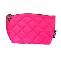 Стильная розовая косметичка
