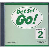 Аудио диски Get Set - Go! 2 Class Audio CD