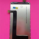 Дисплей для Lenovo s580 черный с тачскрином, фото 2