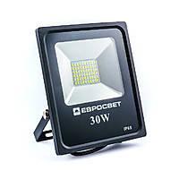Прожектор светодиодный (LED) ES-30-01 95-265V 6400K 1650Lm SMD Евросвет