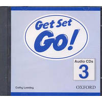 Аудио диски Get Set - Go! 3 Class Audio CD
