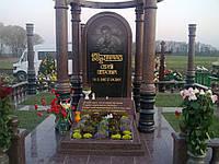 Мемориальный комплекс из гранита П - ЭМК 43