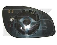 Вкладыш зеркала правый без обогрева выпуклый Vectra C 2006-09