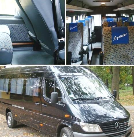 В Румынию на микроавтобусе ( 16 посадочных мест ) из Мукачево