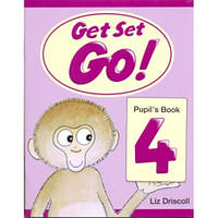 Аудио диски Get Set - Go! 4 Class Audio CD