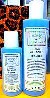Жидкость для снятия липкого слоя Nail Cleaner 200мл.
