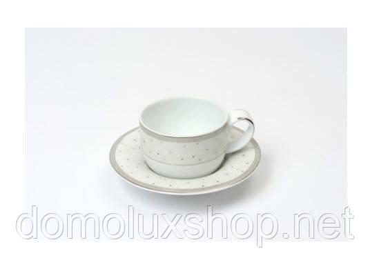 DPL Pathos Чашка чайная 200 мл + блюдце (018187)