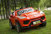 Детский электромобиль Джип Porsche Cayenne YJ288 R/C красный***
