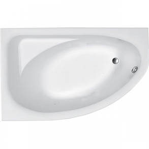 KOLO SPRING ванна асимметричная 160*100 см, левая/правая с ножками, фото 2