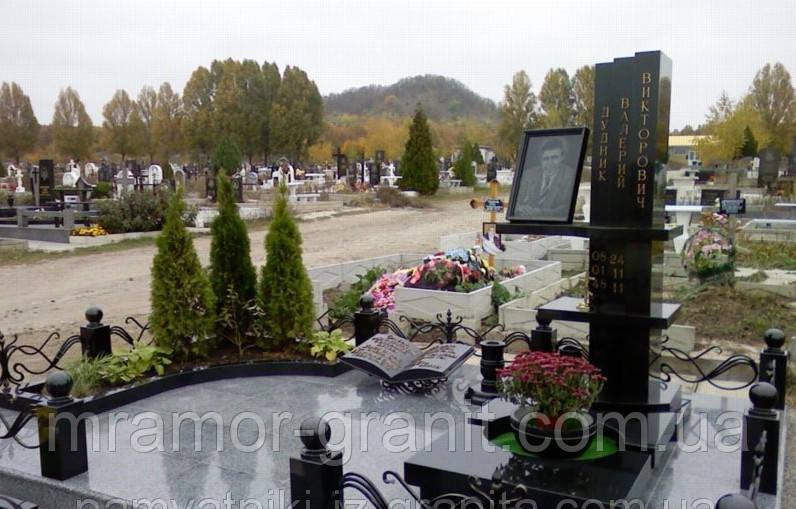 Мемориальный комплекс из гранита П - ЭМК 57