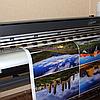 Широкоформатная печать на плёнке