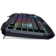 Игровая клавиатура Genius Scorpion K215 Black USB UKR, фото 2
