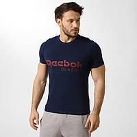 Мужская спортивная футболка Reebok Archive Stripe BK3839