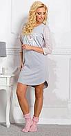 Ночная сорочка Rita,  серая, ХL/50, TM Taro