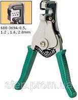 Клещи для зачистки Pro'sKit 608-369A