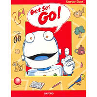 Учебник Get Set Go! Starter Book