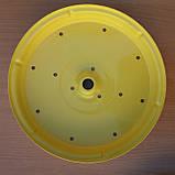 """Напівдиск колеса опорного 4,5"""" x 16"""" GD1048, фото 3"""